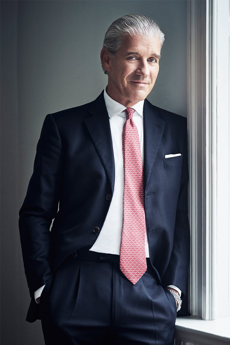 CHRISTIAN VÖLKERS – FOUNDER & CEO ENGEL & VÖLKERS