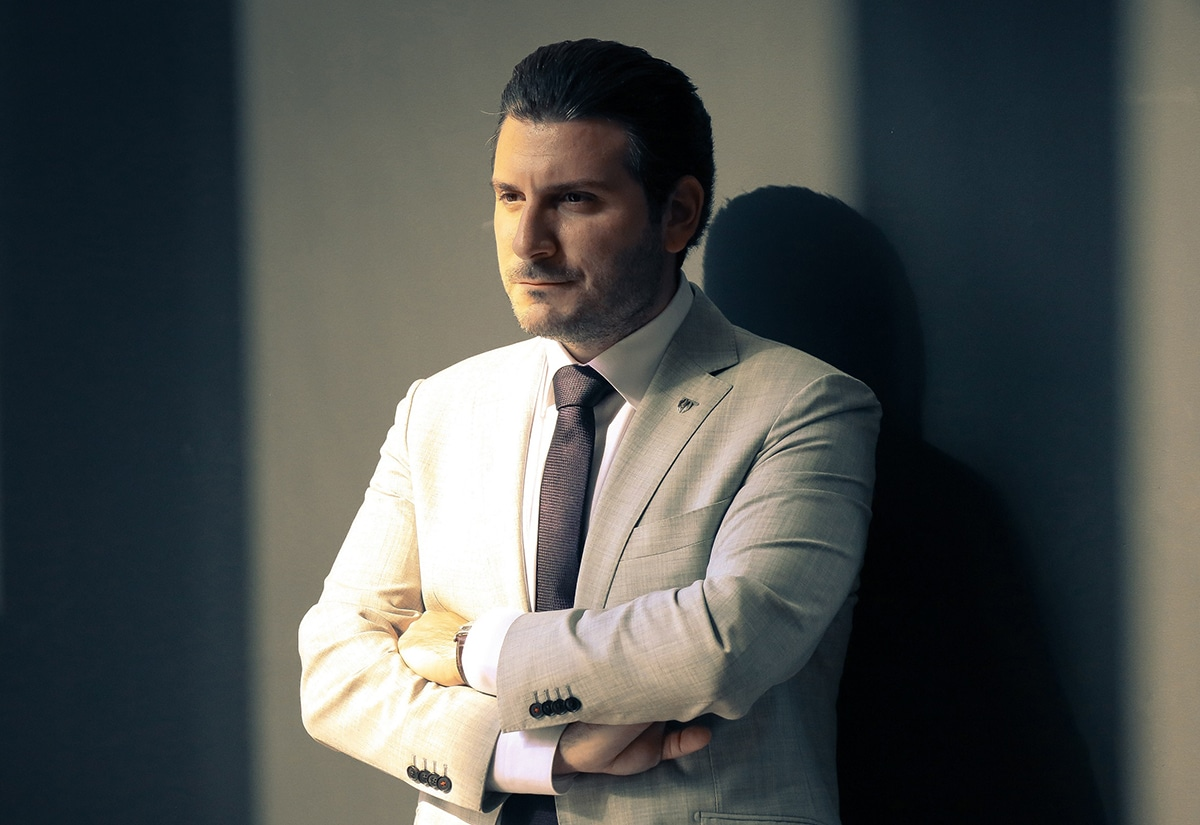 RALPH R. DEBBAS – Founder and Ceo, manufacturer of high-performance luxury hypercars in the Middle East, W Motors