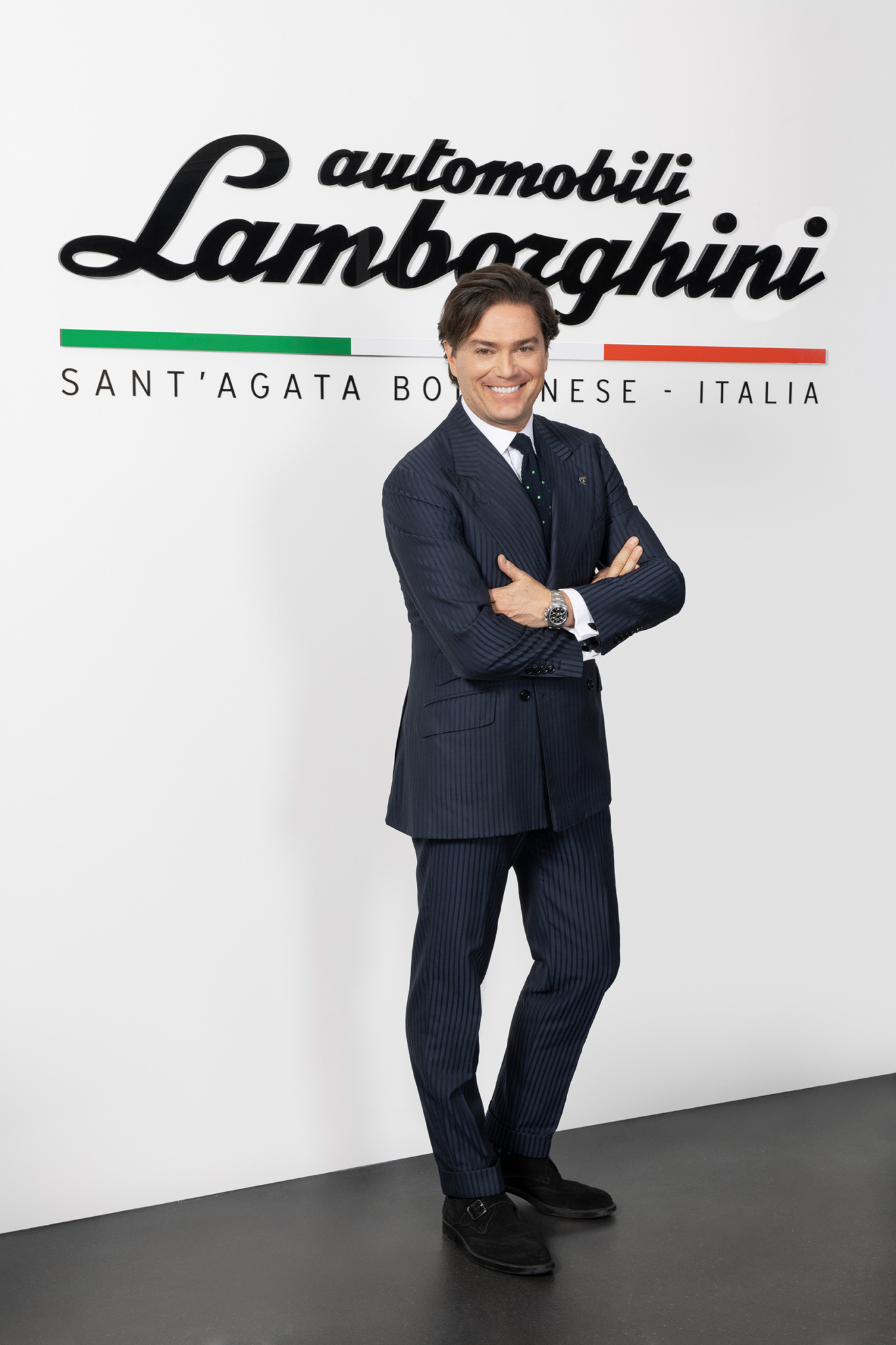 Giovanni Perosino Chief Commercial Officer of Automobili Lamborghini