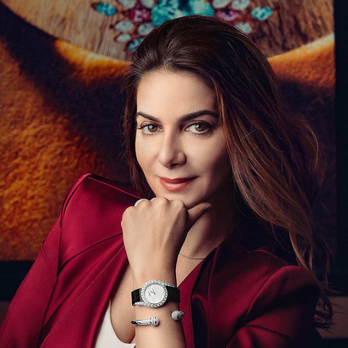 Chabi Nouri, CEO of Piaget