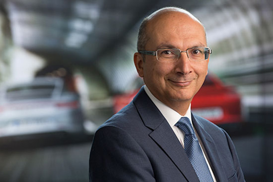 Thierry Kartochian, Executive Vice President & Chief Financial Officer Porsche Cars North America, Inc.