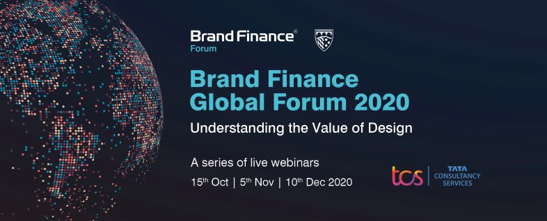 Brand Finance Global Forum 2020: The Value of Design to Businesses