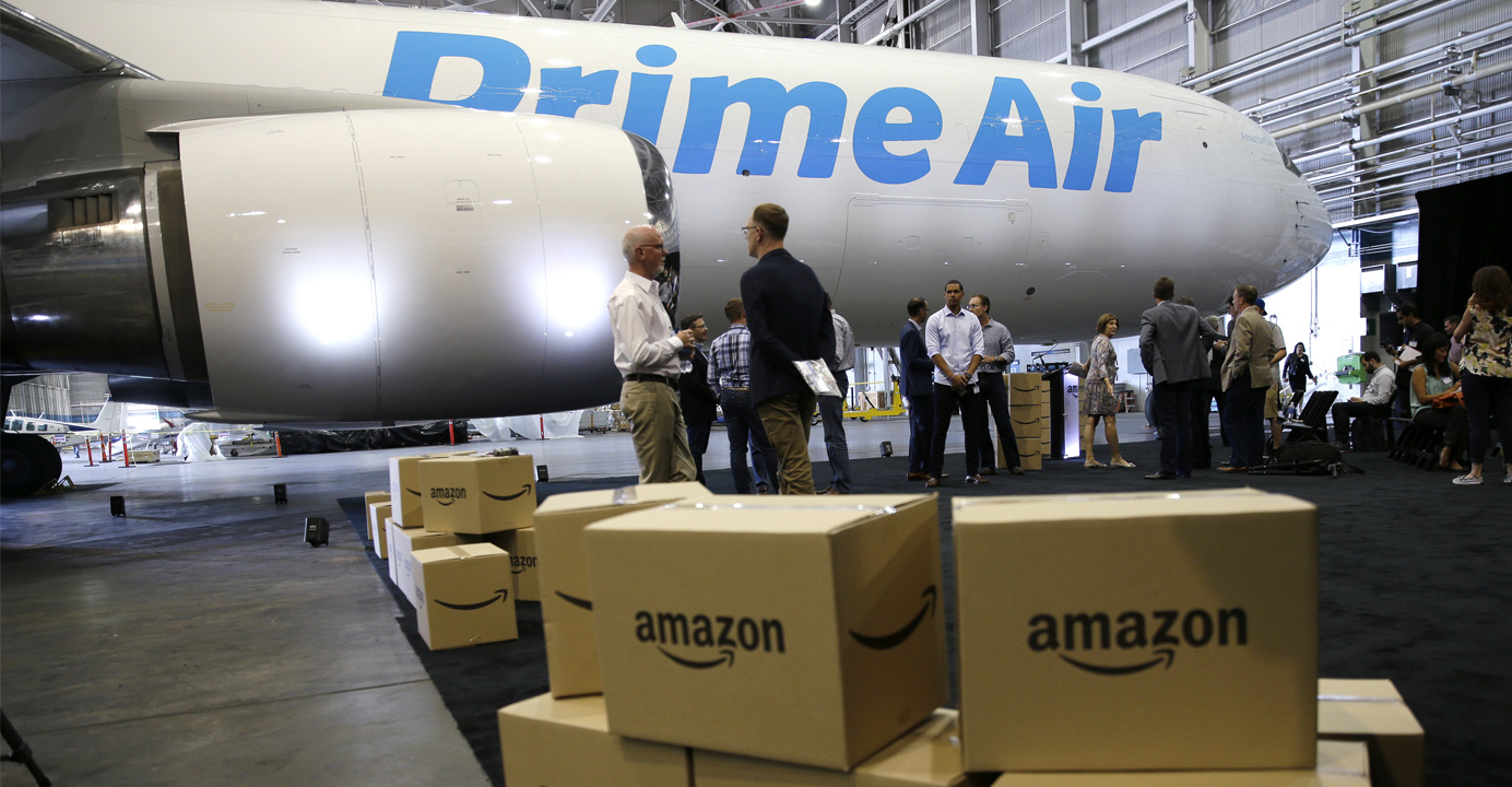 Amazon Continues to Expand Its Transportation Fleet With Purchased Aircraft