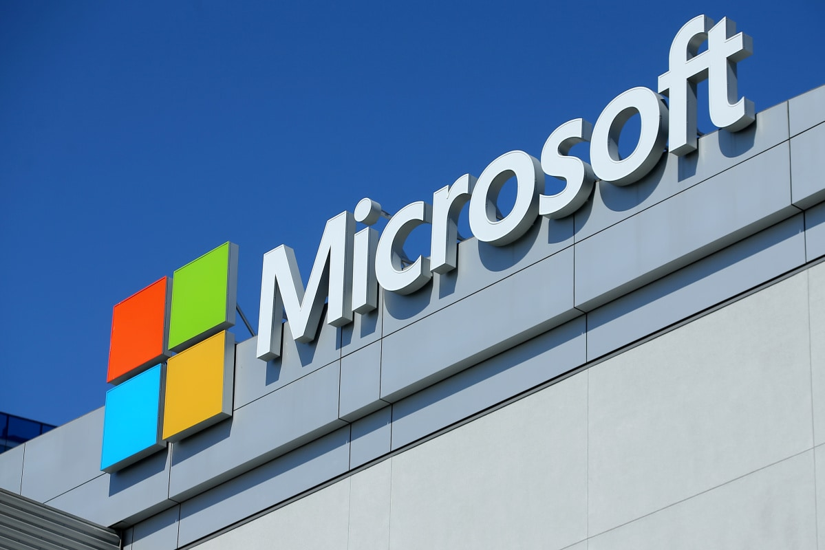 Microsoft Cloud Strength Fuels First Quarter Results