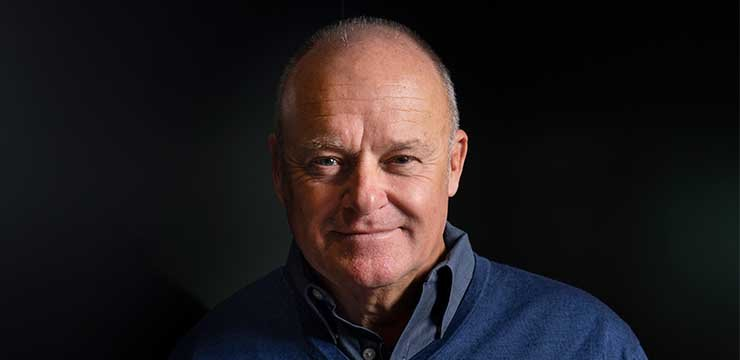 Paul Walsh is Executive Chairman of luxury automotive, motorsport and technology company McLaren Group.