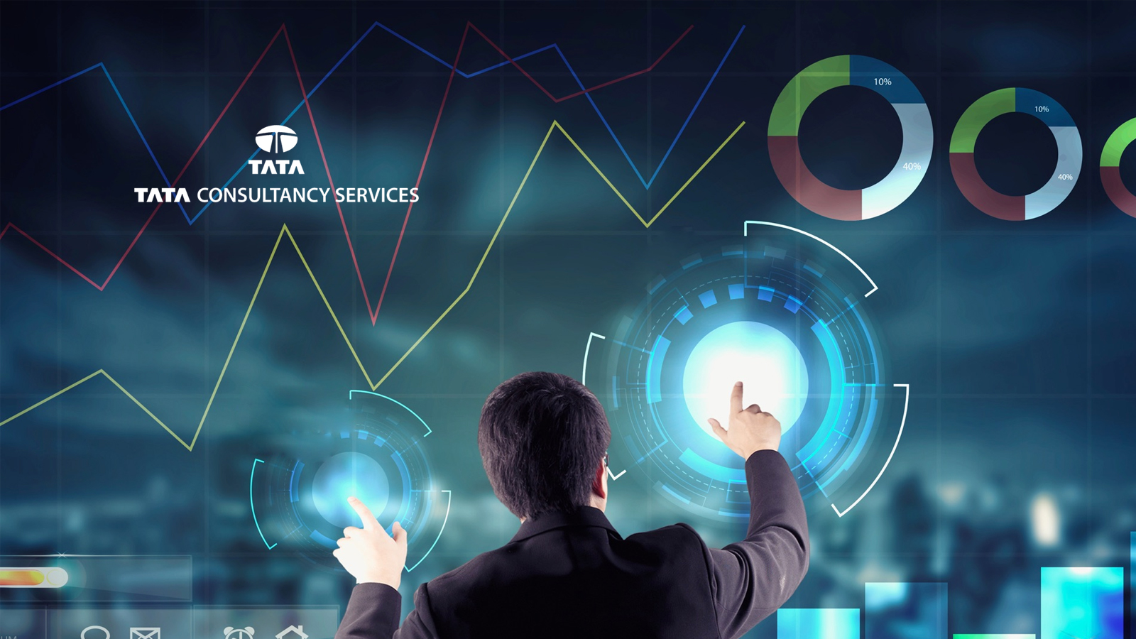 TCS Recognised as a Leader in Pega Services by Everest Group