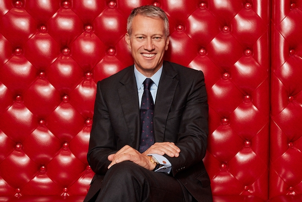 James Quincey is Chairman and CEO of The Coca-Cola Company