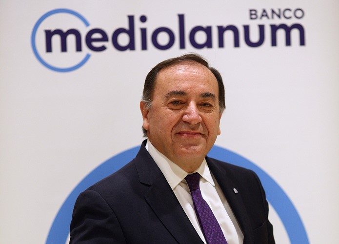 Banco Mediolanum increases its net fund raising by 147% in the first quarter
