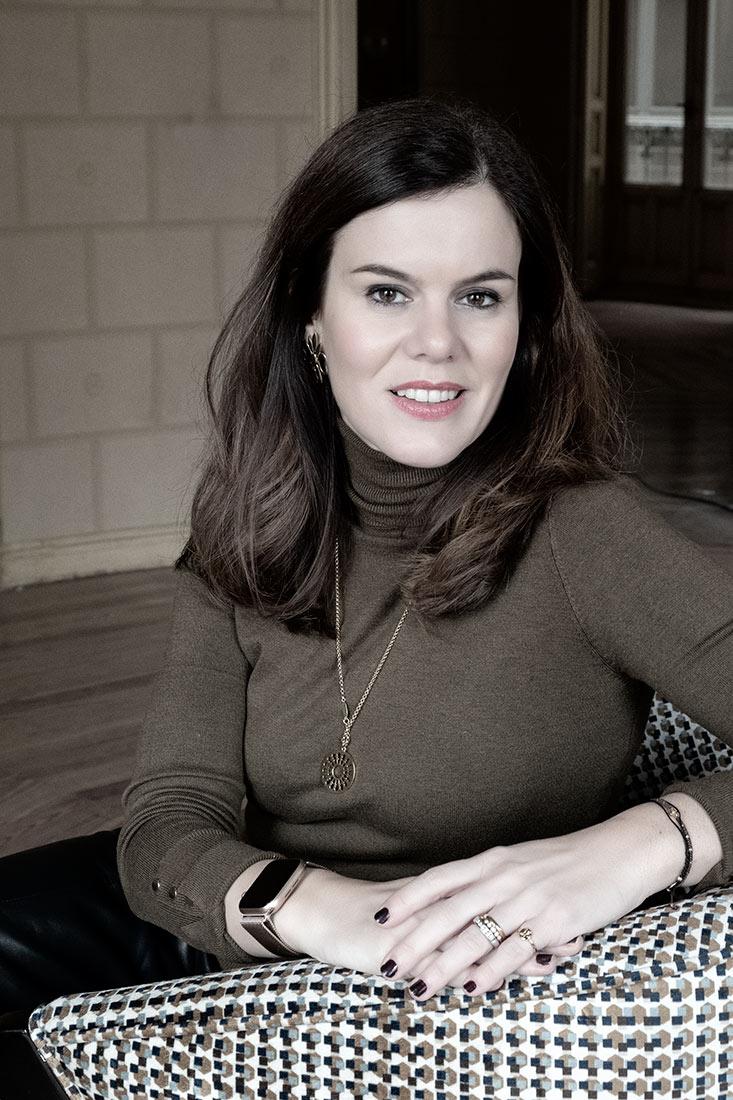 ALICIA GARCÍA CABRERA – Director General of CASA DECOR