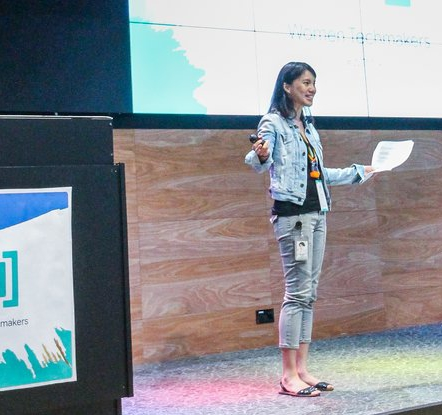How Su Mei Teh moved from financial services to Google