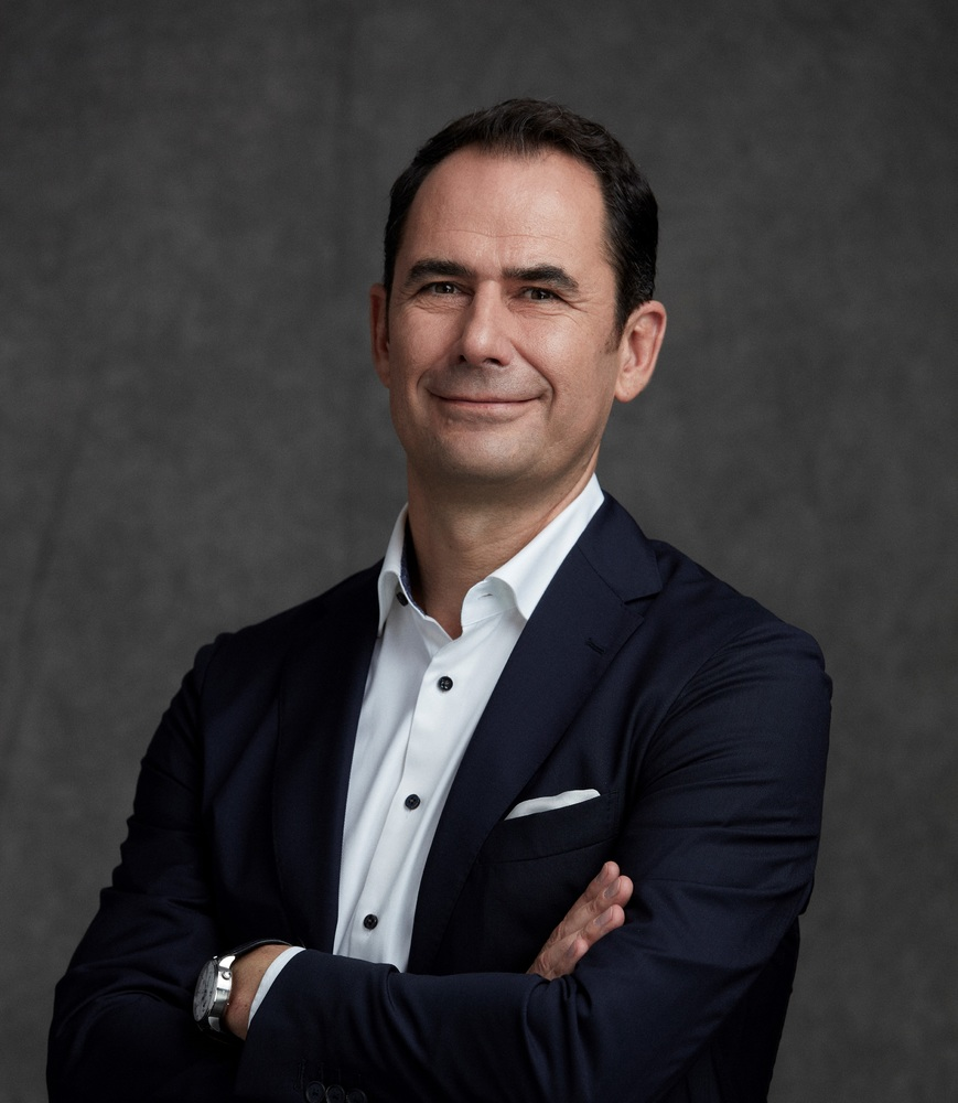 Marco Schubert appointed new Vice President of Europe region